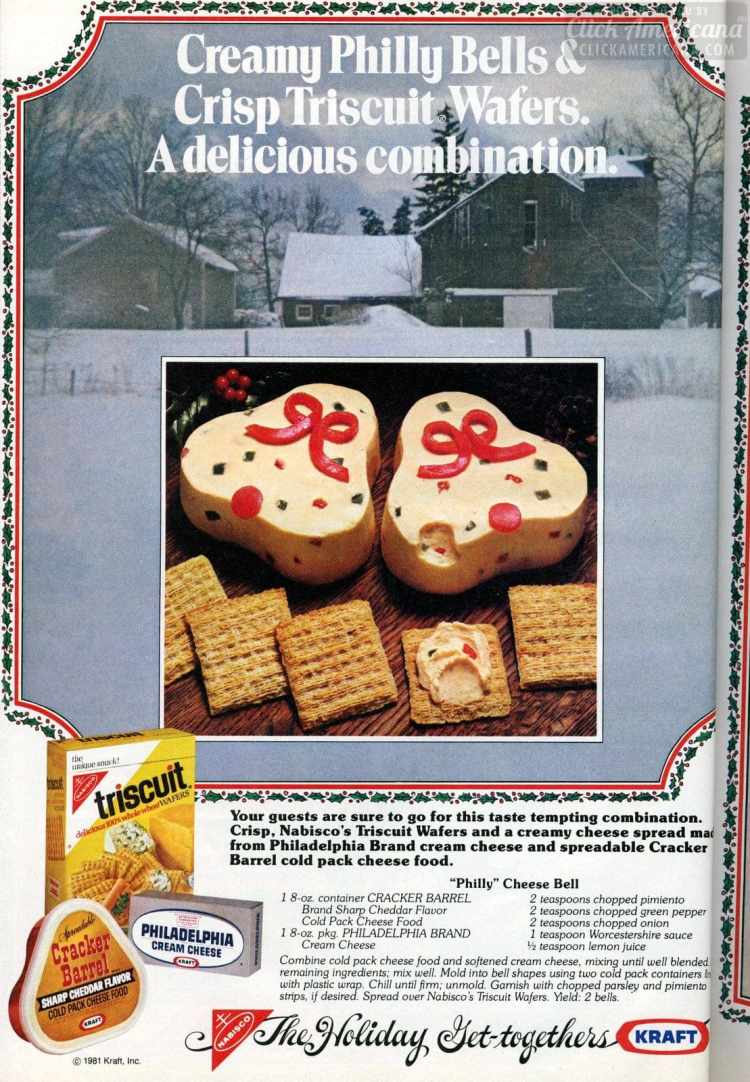 Philly cheese bells: The perfect retro appetizer for your Christmas party