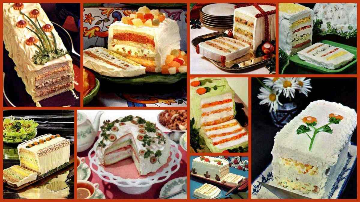 20 frosted party sandwich loaf recipes to make... or avoid