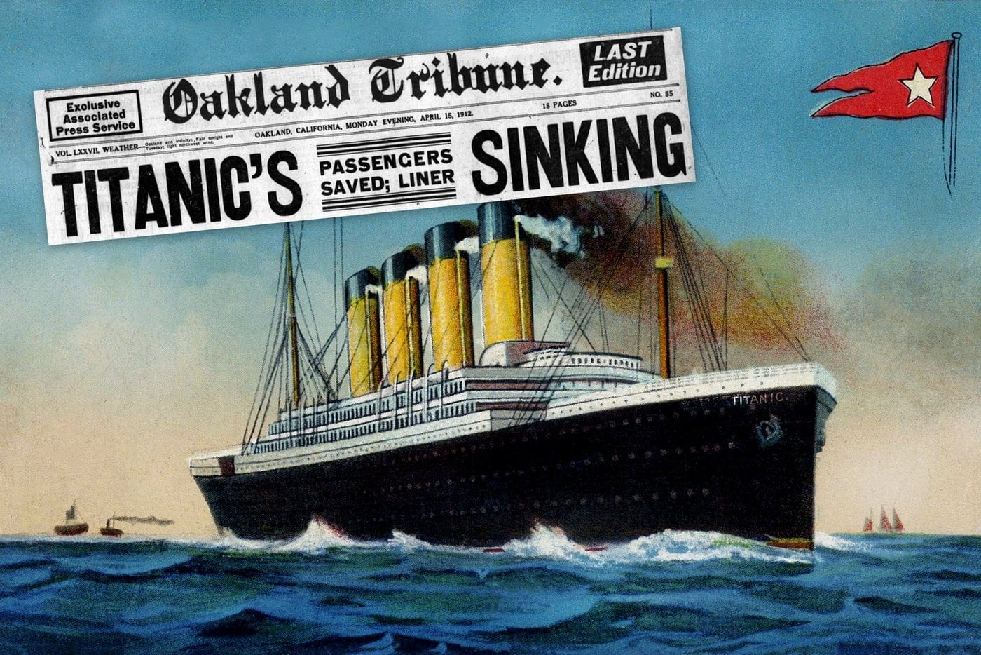 The Morning After Titanic Sank Executives Still Insisted