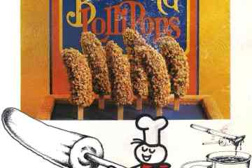 Banana Lollipops vintage recipe 1980 (2)