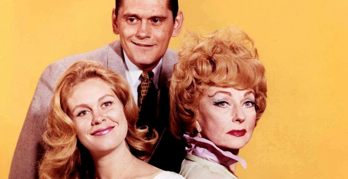 Bewitched - Samantha, Darrin and Endora