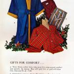 Retro '60s robes and pajamas for men
