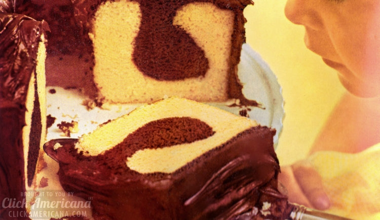 Chocolate Intrigue cake recipe The delicious Bake-Off winning pound cake
