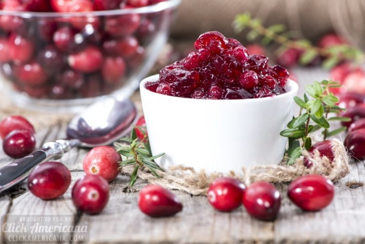 Vintage and classic cranberry sauce recipes for Thanksgiving