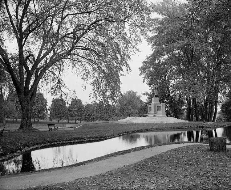 Colt Memorial Park Colt Park Hartford, Conn 1907