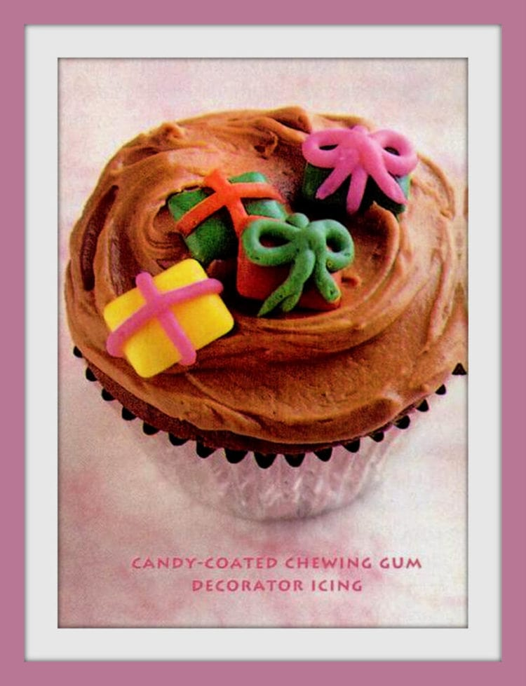 Cute ways to decorate cupcakes from 1995 - gum gifts