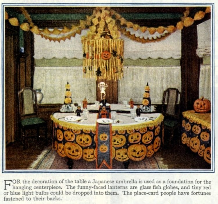 DIY Halloween decorations on a budget 1919 (7)