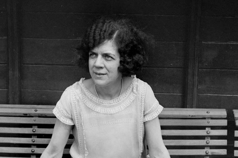 Ethel Leginska on women's fashion
