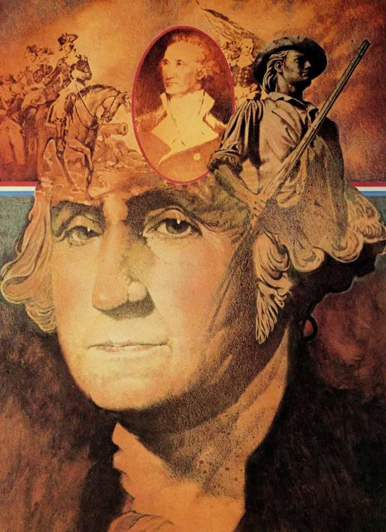 George Washington - National Guard Heritage