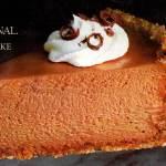 Heavenly chocolate cheesecake recipe