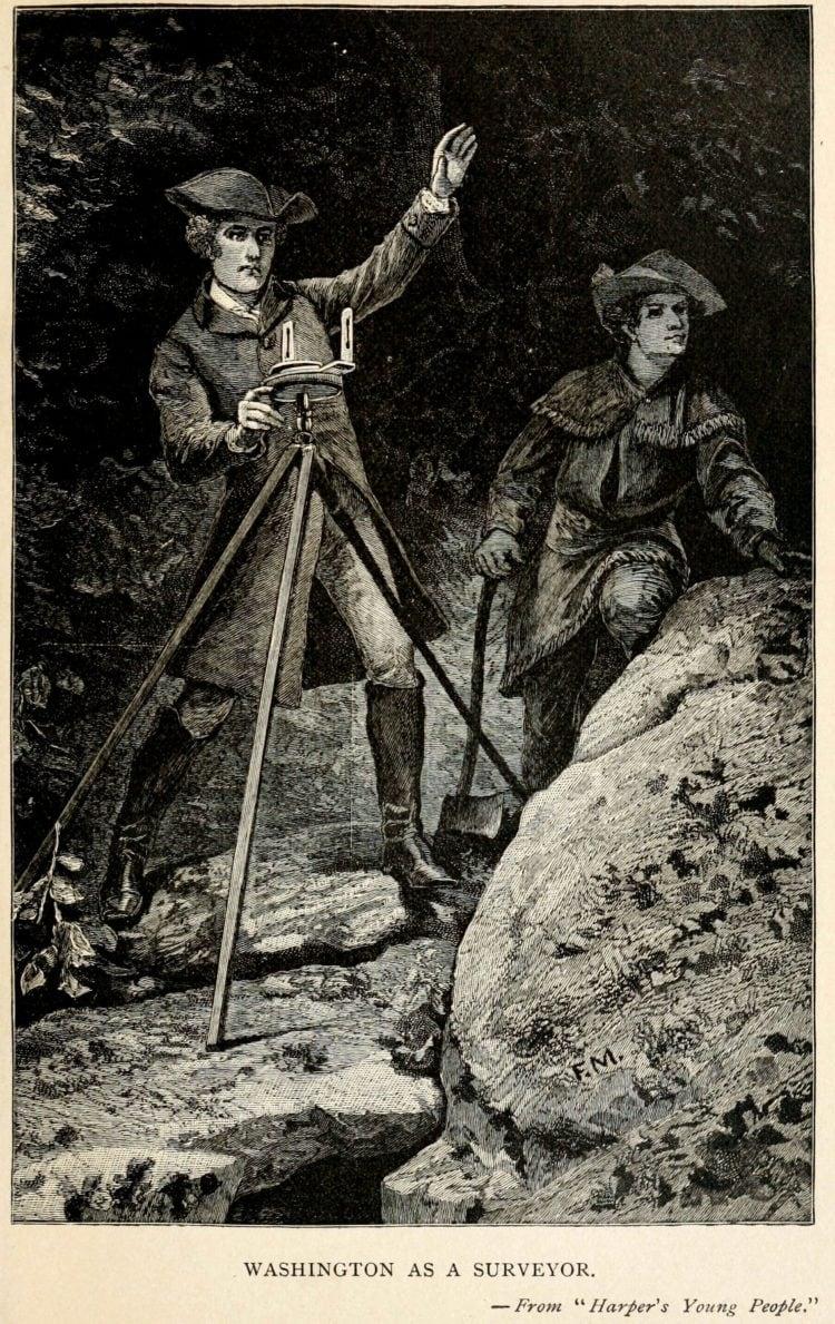 Historical image of George Washington (2)