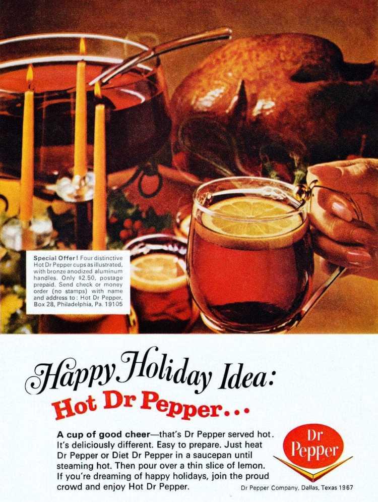 Hot Dr Pepper - 1967