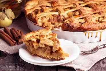 Lattie top apple pie recipe