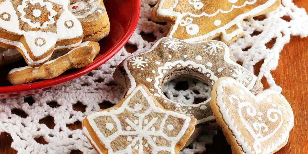 Let your holiday cakes be cookies Classic cookie recipes to try (1918)