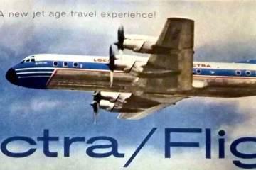 Lockheed Electra 1958