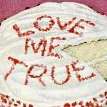 Luscious Valentine cake (1949)