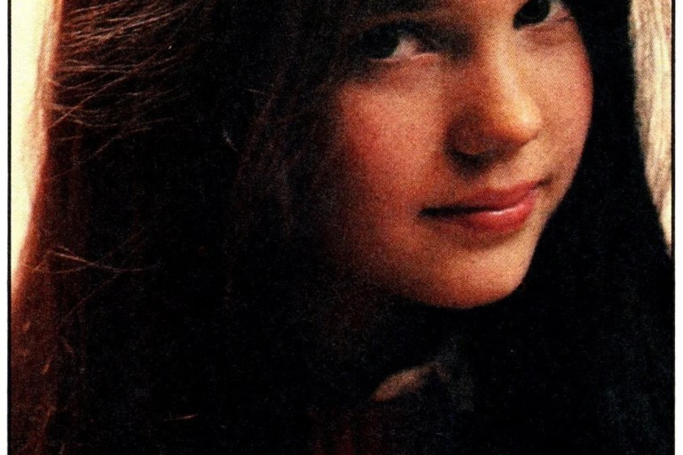 Model Jennifer Connelly as Jenny Connelly in 1982