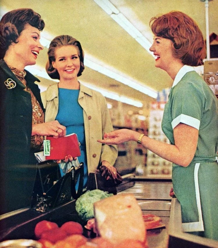 National Food Stores 1964