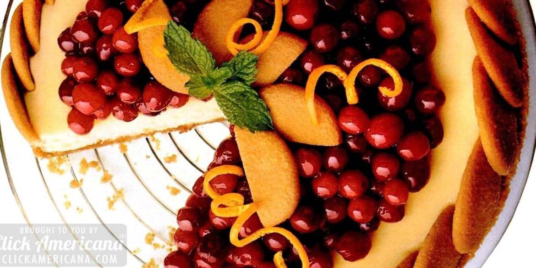 Nilla Wafers - Orange-Cranberry cheesecake dessert recipe 1994-002