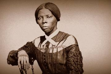 Portrait Young Harriet Tubman