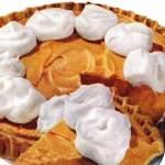 Pumpkin Dream Pie The '50s classic no-bake dessert recipe