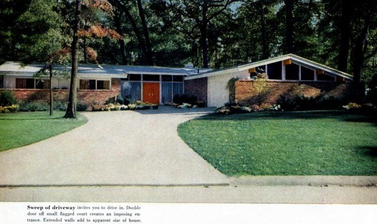Scholz Mark 58 mid-century modern model home exterior (8)