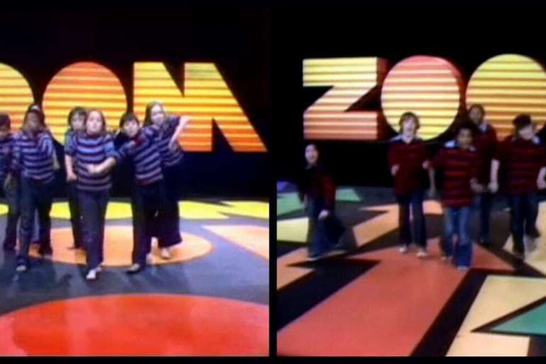 Taking off with Zoom, a TV show for kids (1972-1978)
