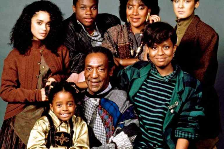 The Cosby Show cast