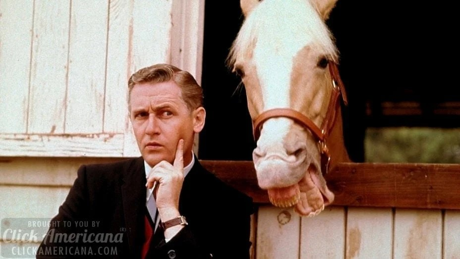 The Famous Mister Ed - Talking horse TV show