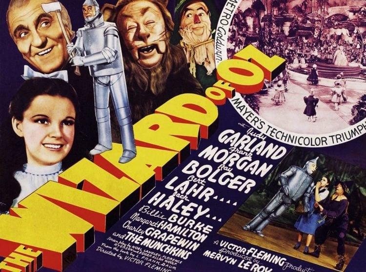 The Wizard of Oz lobby card