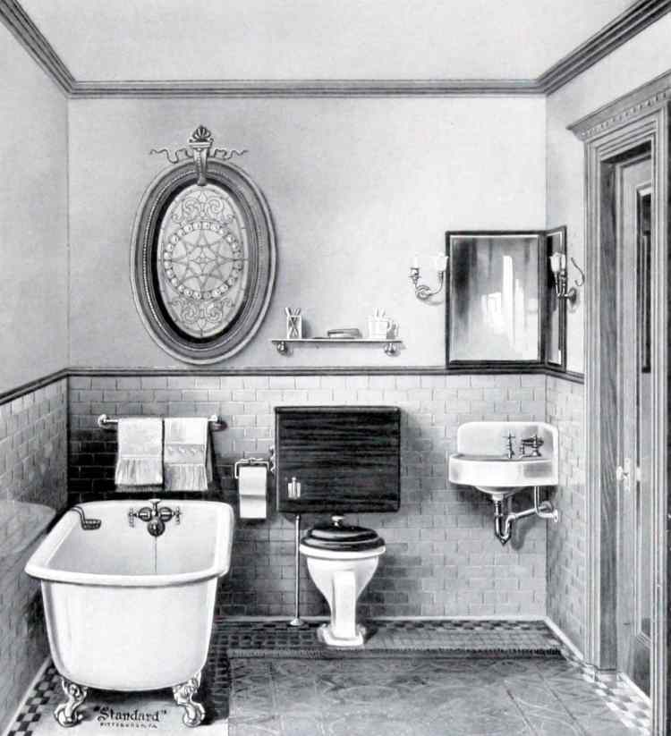 The hottest antique bathroom fixtures from the turn of the century ...