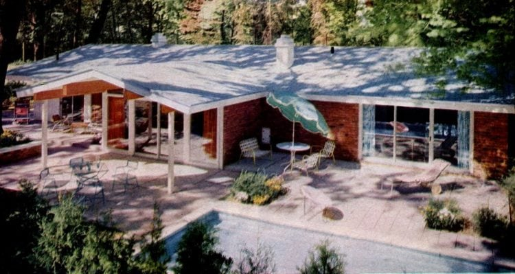 Tour the ultimate mid-century modern home The Scholz Mark 58 Home of the Year