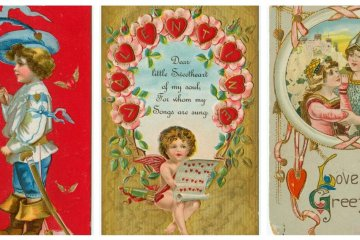 Valentine's Day fun and games (1904)