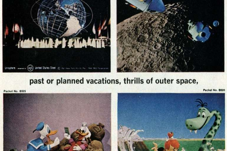 View-Master... window to the world! (1964)