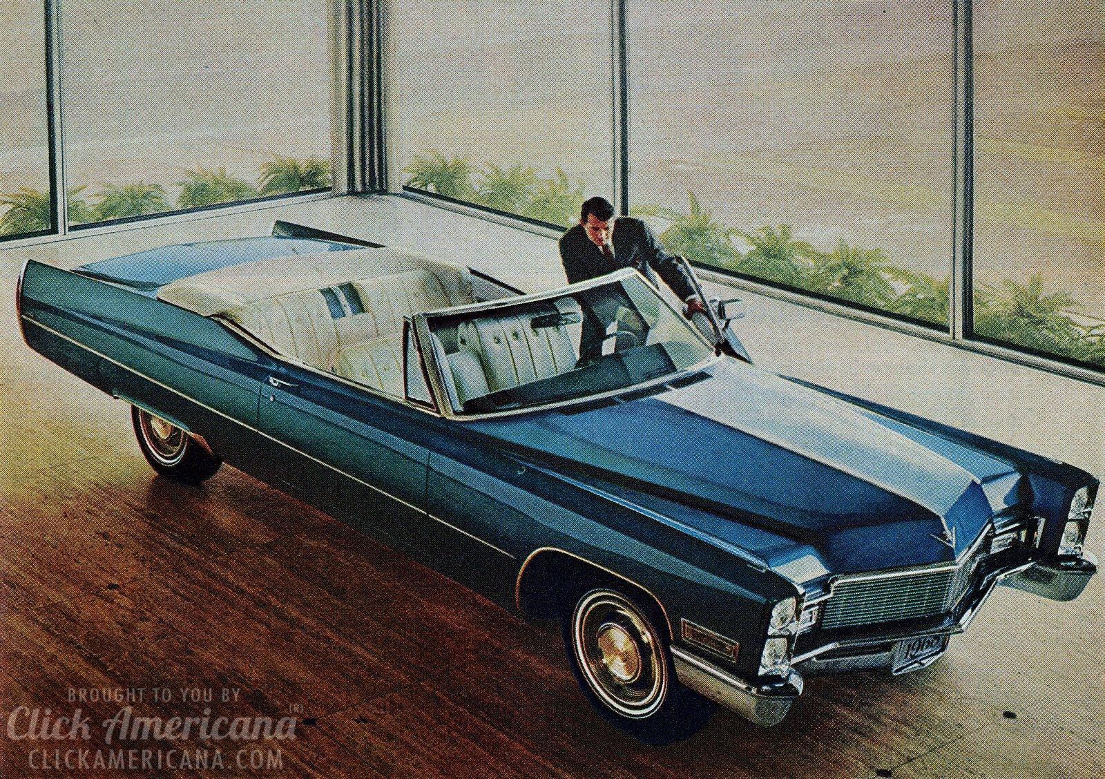 Vintage 1968 Cadillac Ads Click Americana