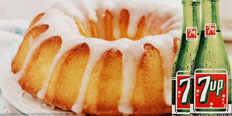 Vintage 7-Up cake recipes