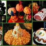 Vintage Christmas party appetizers you don't see much anymore