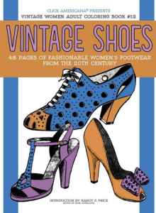 Vintage Shoes: Fashionable Women's Footwear from the 20th Century