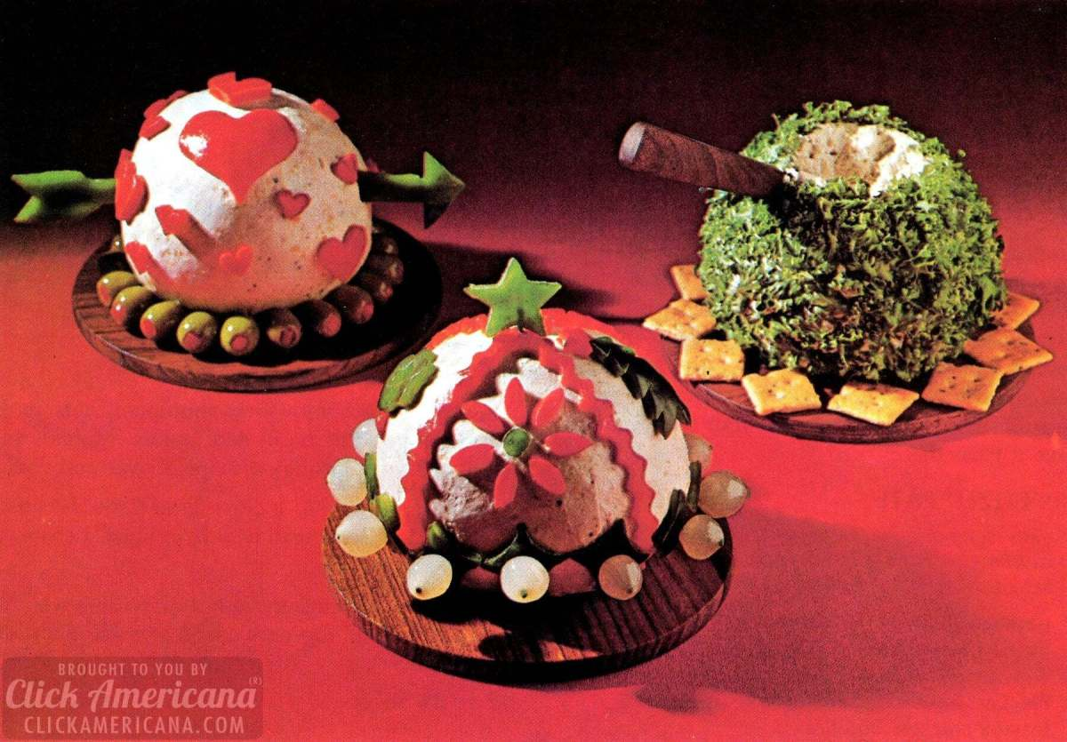 Retro party food: 12 classic cheese ball recipes from the '70s