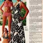 Vintage swimwear for women from 1973 (2)