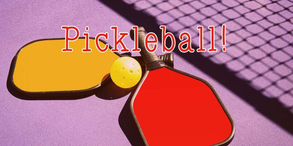 What is Pickleball? (1976) - Paddles and ball