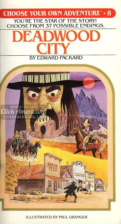 #8: Deadwood City (1980)
