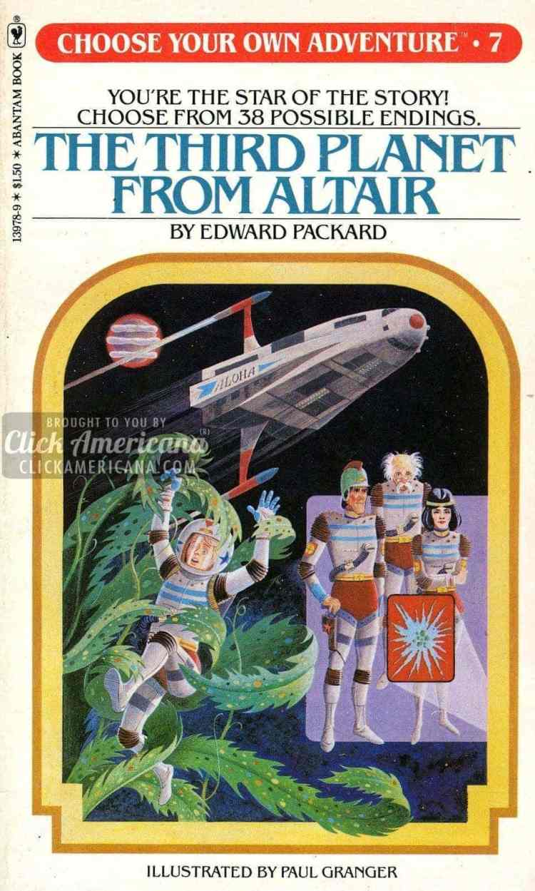 #7: The Third Planet from Altair (1980)