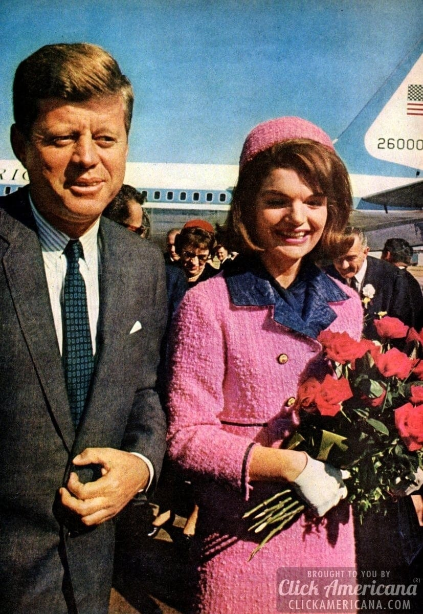 The Assassination Of President Kennedy 1963 Click