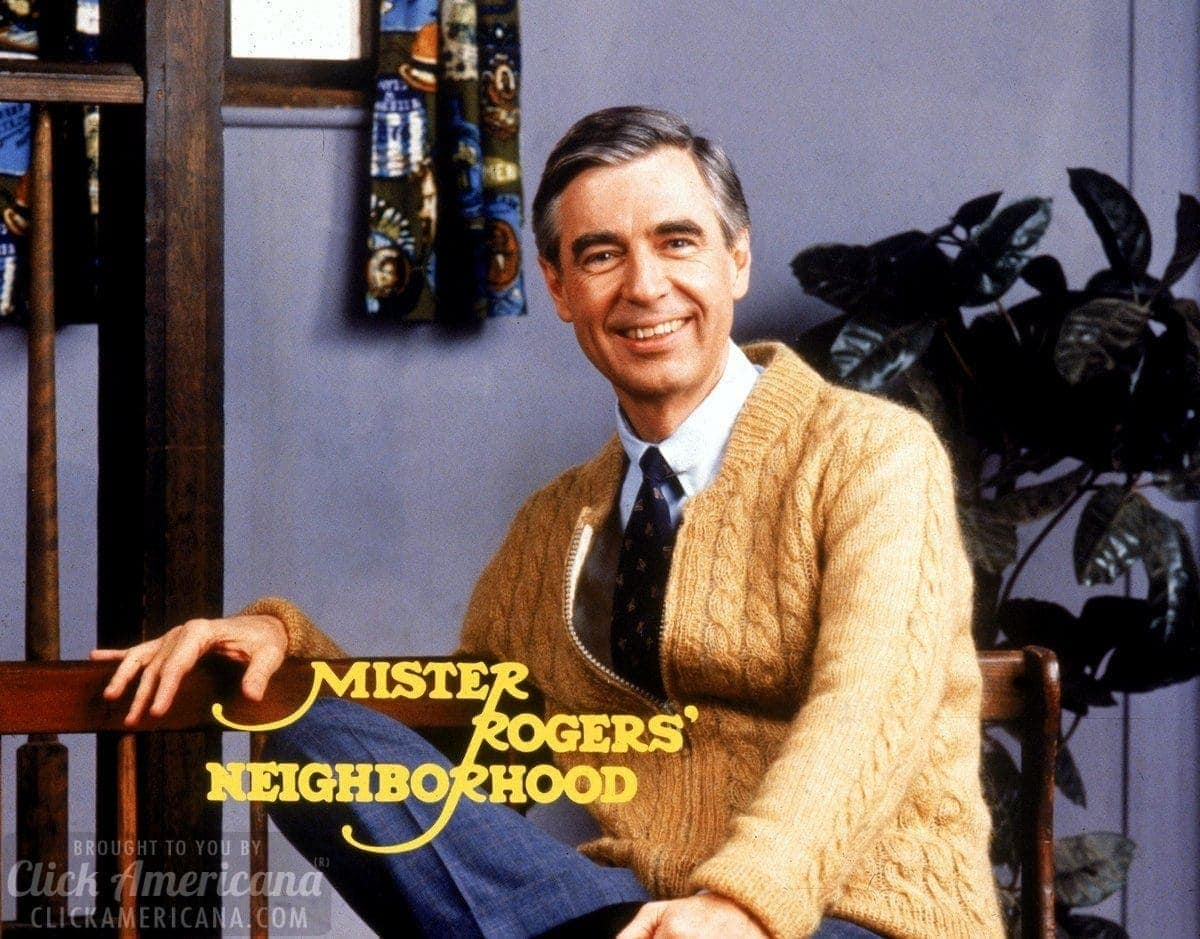 Mister Rogers' Neighborhood theme song & lyrics (1966-2001)