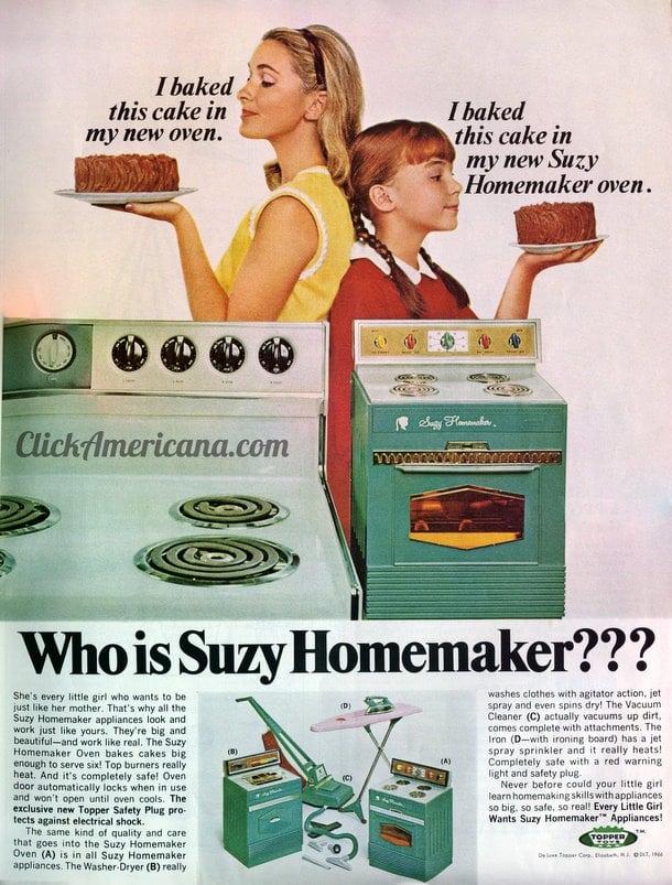 homemaker book Vintage