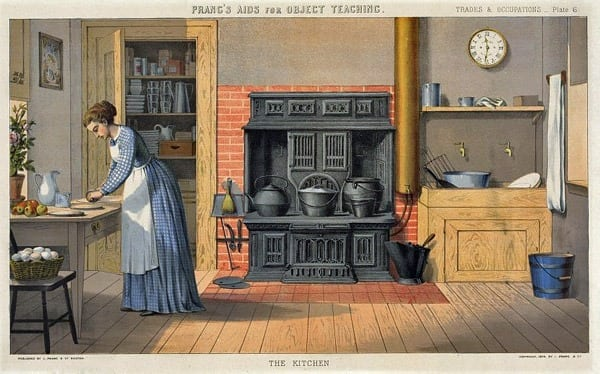 Benefits Of Cleaning Your Own Kitchen 1881 Click Americana