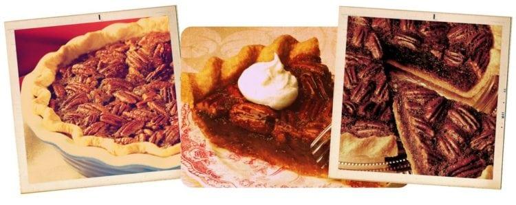 A baker's dozen delightfully delicious vintage pecan pie recipes