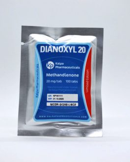 Dianoxyl 20 (Methandienone)