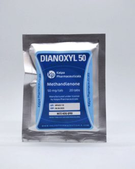 Dianoxyl 50 (Methandienone)